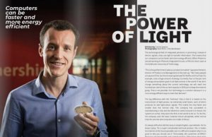 Effect Photonics featured in inside Brainport Eindhoven Magazine