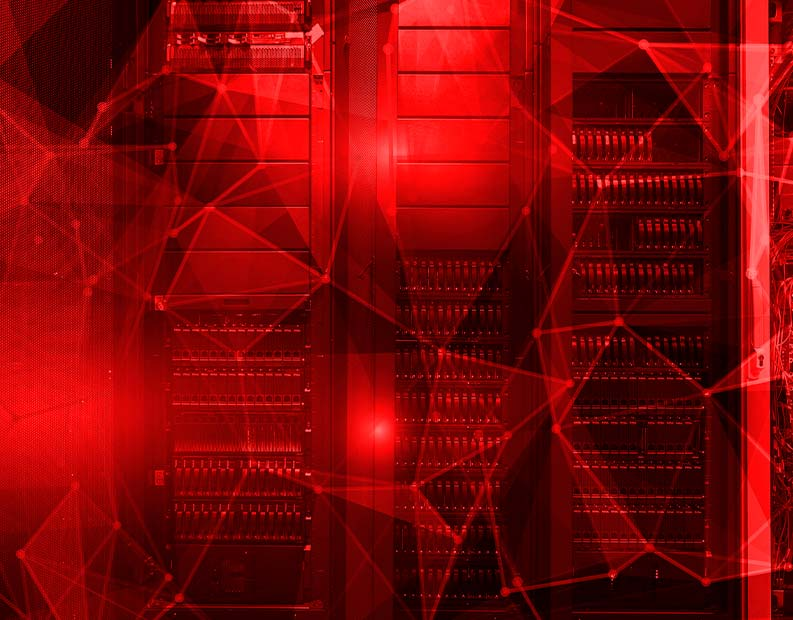 Data Centre Red Connection