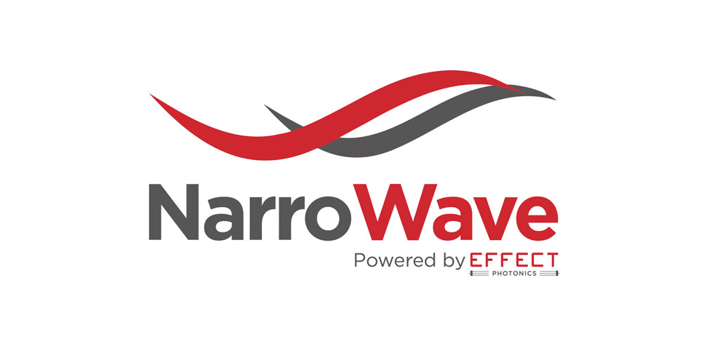 NarroWave Technology Powered by effect photonics