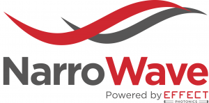 Logo for effect photonics NarroWave Technology