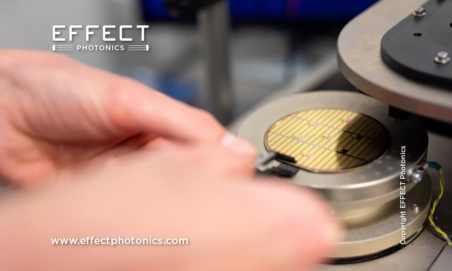 EFFECT Photonics' optical transceivers